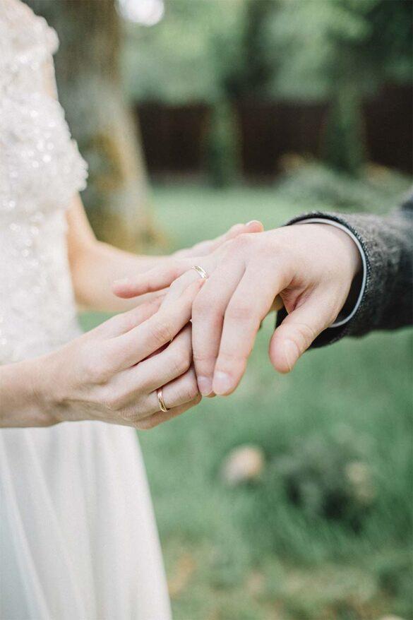 Consejos para acertar con vuestras alianzas de boda