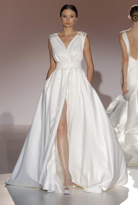 Juana Martín, vestido colección novia