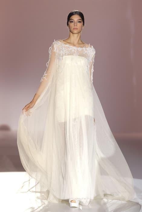 Juana Martín, vestido novia