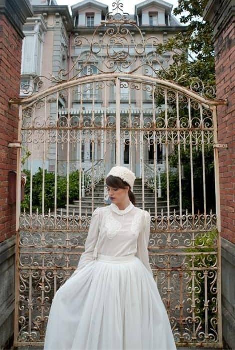 Vestido de novia de Marta del Pozo