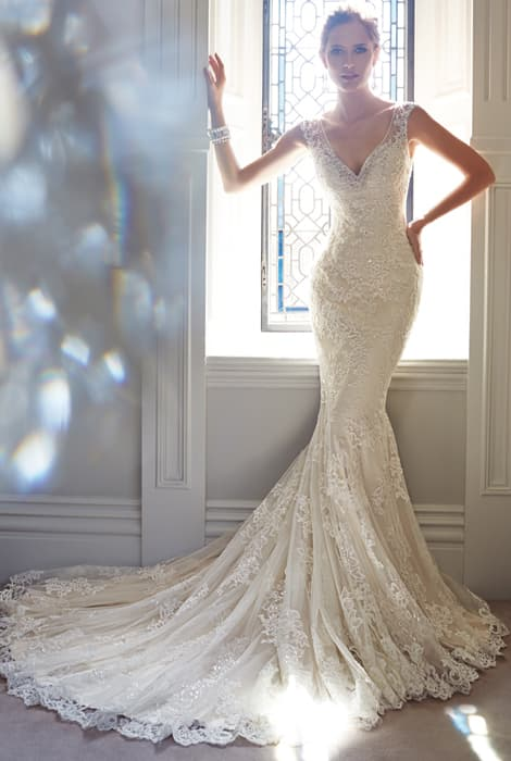 Cortes de vestidos de novia