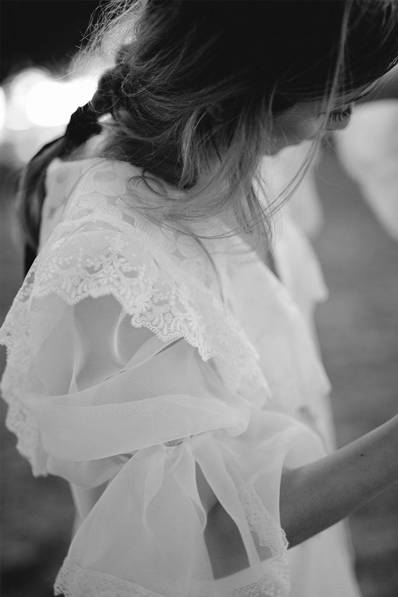Batas de novia de Soraya Cabral