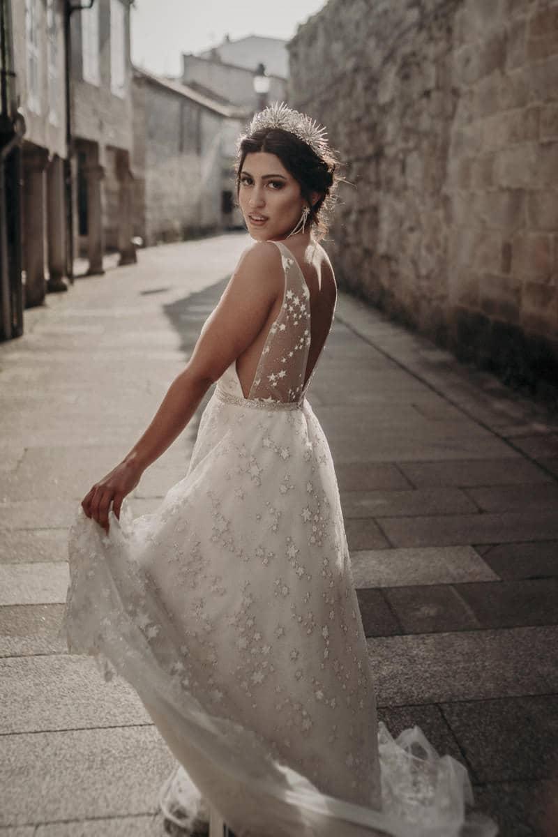Vestido de novia 2022 para novias diferentes