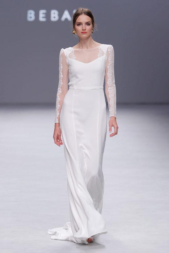 Beba's, vestido de novia colección 2020