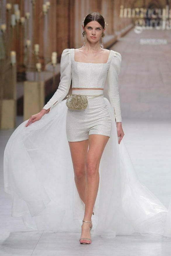 Inmaculada Garcia, vestido novia colección 2020
