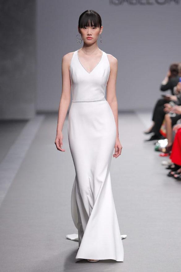 Isabel Sanchis vestido de novia colección 2020