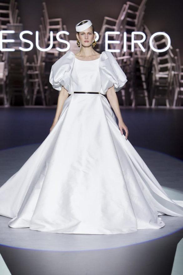 Jesús Peiró, desfile vestidos de novia VBBFW 2019