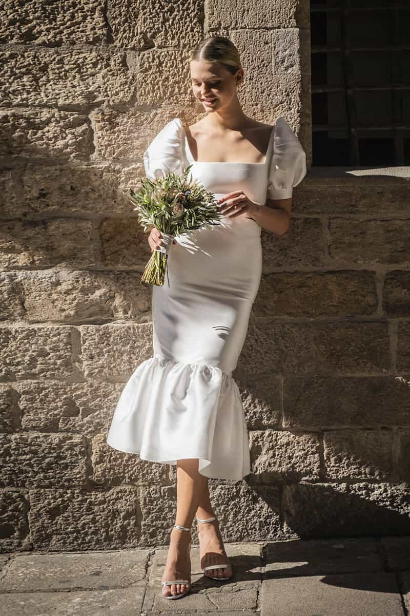 cristina Tamborero, vestido novia 2021