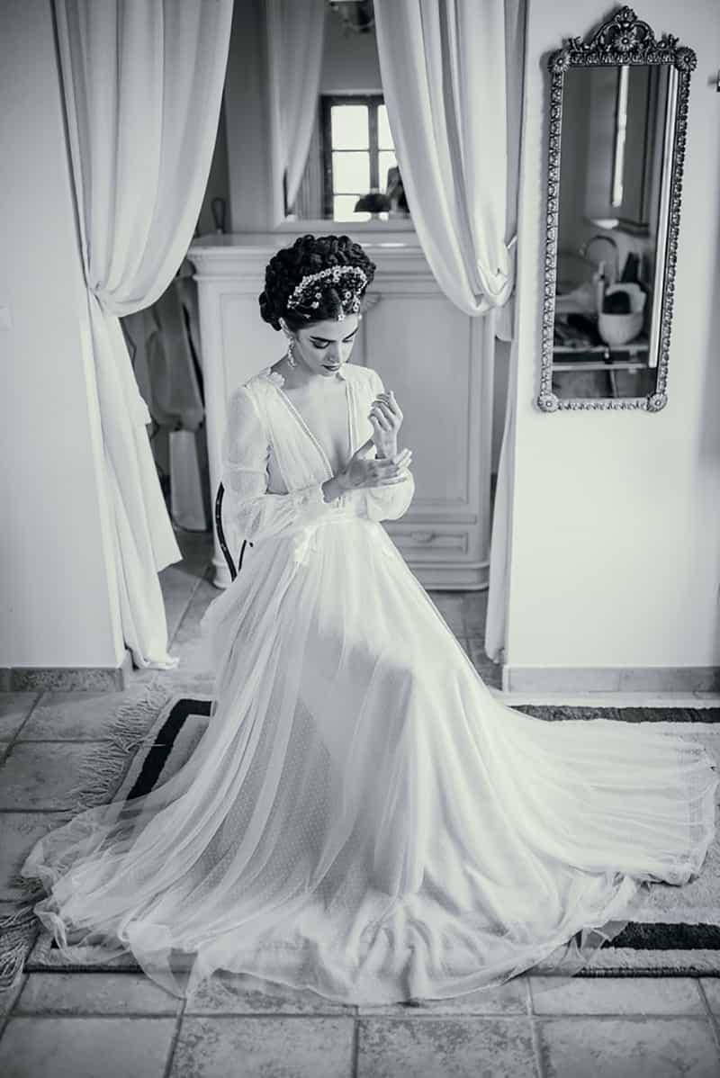 Inspiración novias con estilo mexicano