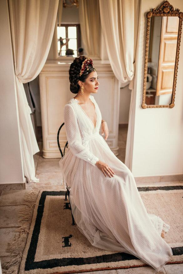 Inspiración para novias con estilo mexicano