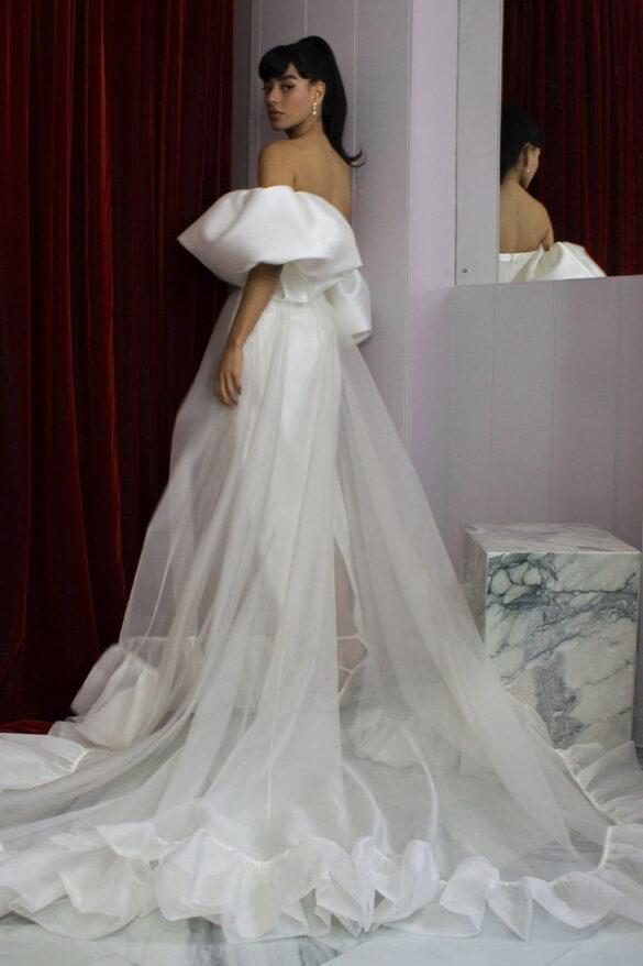 Halfpenny London vestido de novia 2021