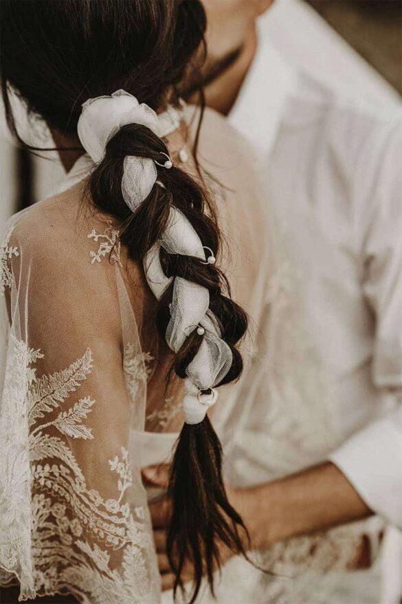 Inspiración para una boda íntima y bohemia