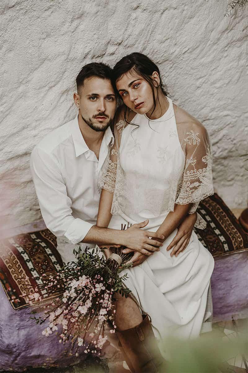 Inspiración boda bohemia