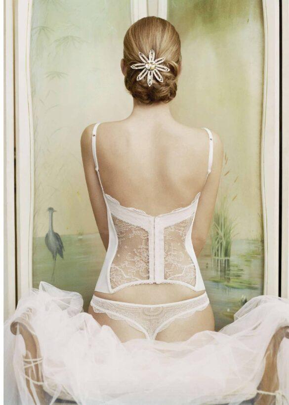La lencería de la novia cómo escogerla