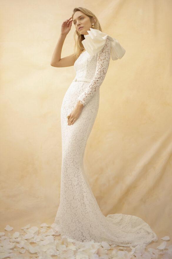 Nicolás Montenegro colección de vestidos de novia 2021