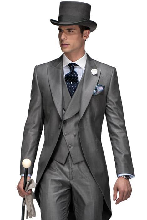 El traje del novio, el chaqué