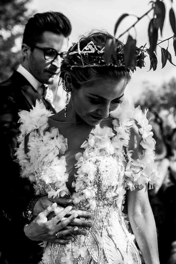 El vestido de novia de Johanna