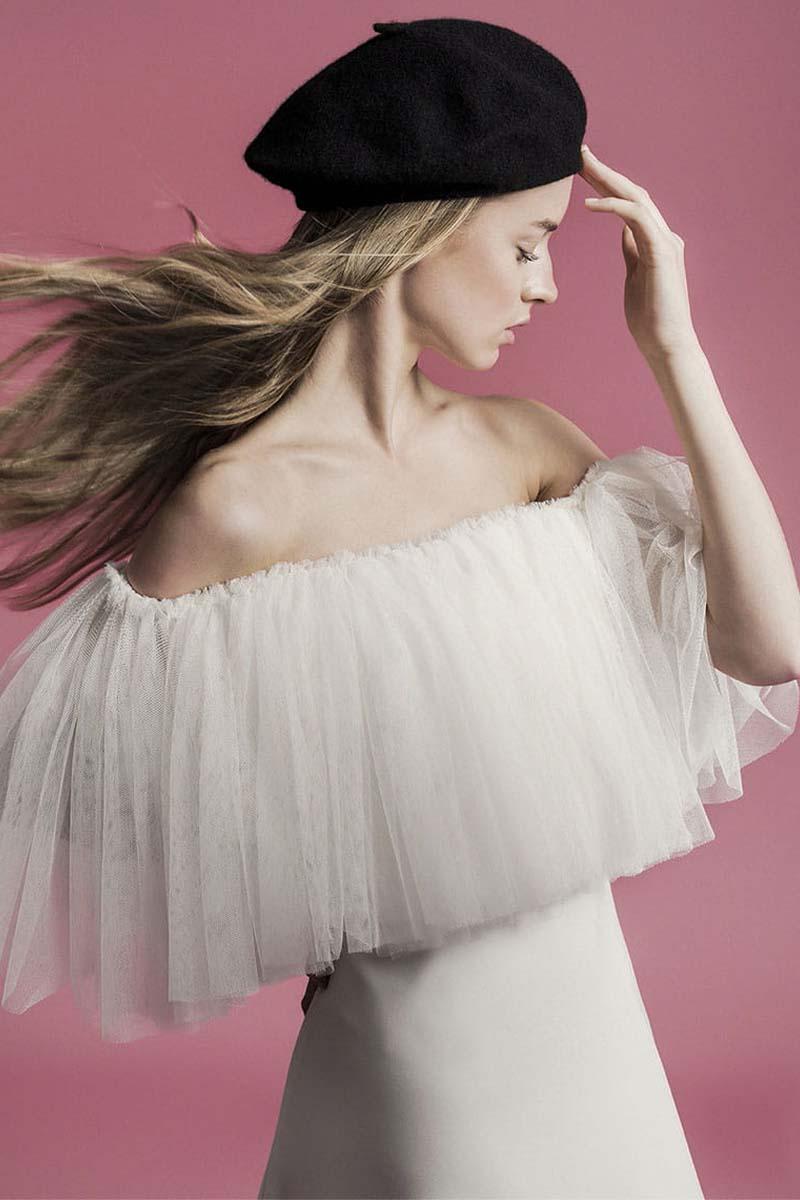 Vestido de novia Sophie et Voilá colección 2021 SEWerywoman