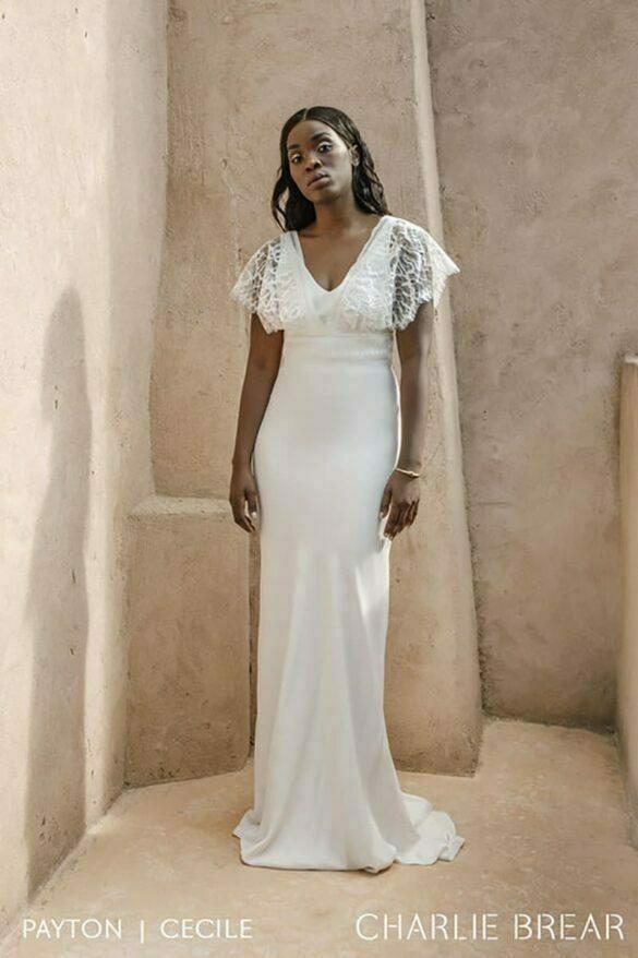 Charlie Brear, vestido novia 2021