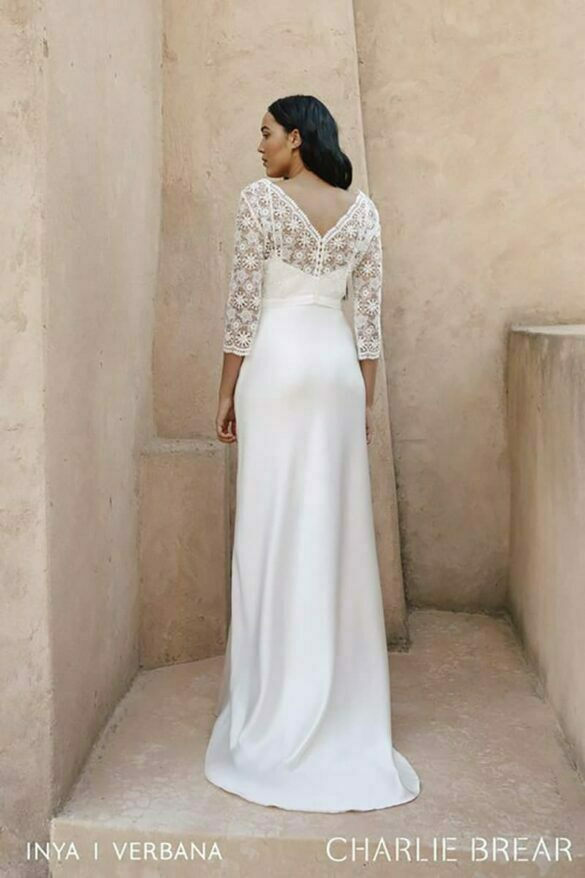 Vestido de novia de Charlie Brear colección 2021 Desert Dreamers