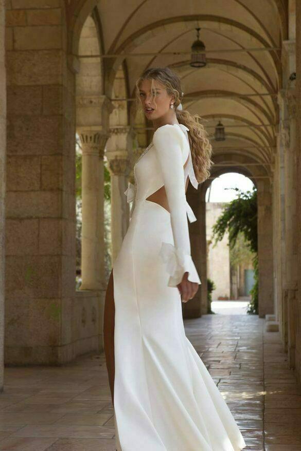 Vestido de novia de Berta Bridal colección 2021 COLONY