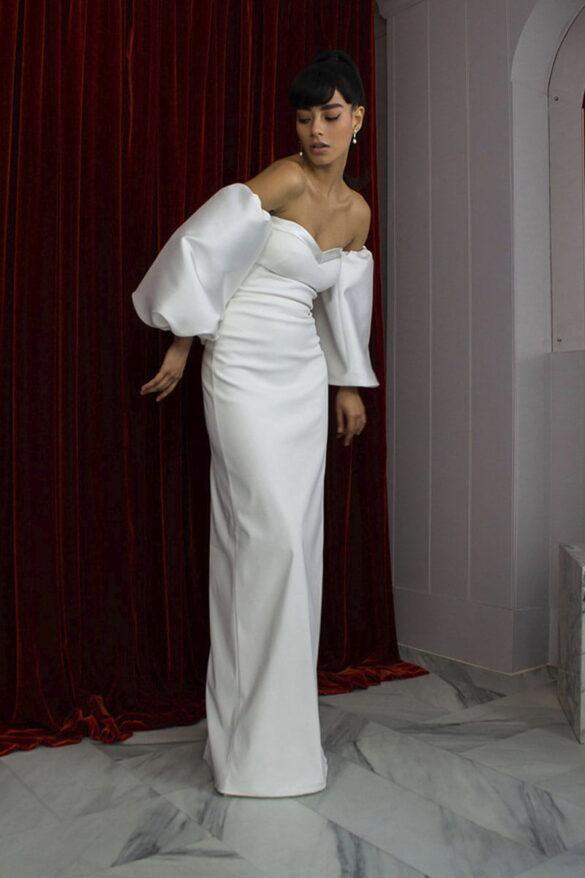 Vestido de novia de Half Penny London colección 2021 Out of this World