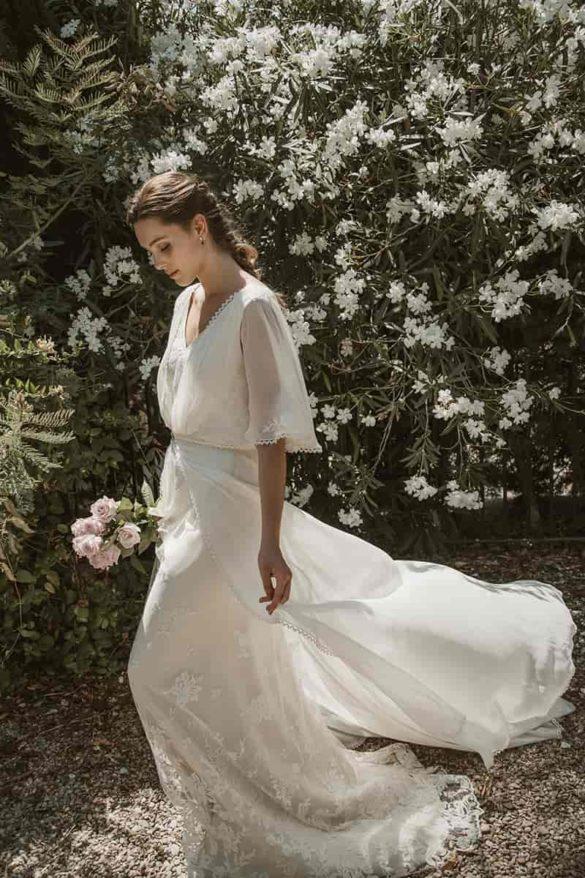 Martha Peters vestido de novia 2021