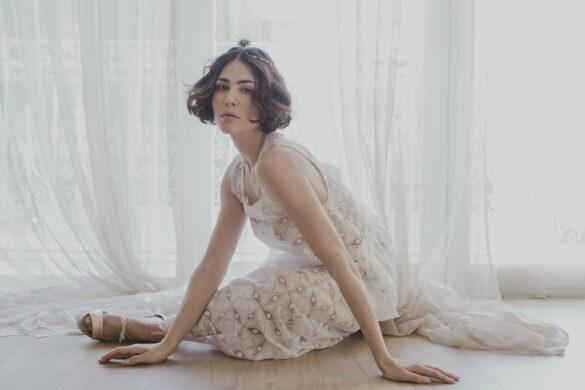 Victoria Salas vestidos de novia