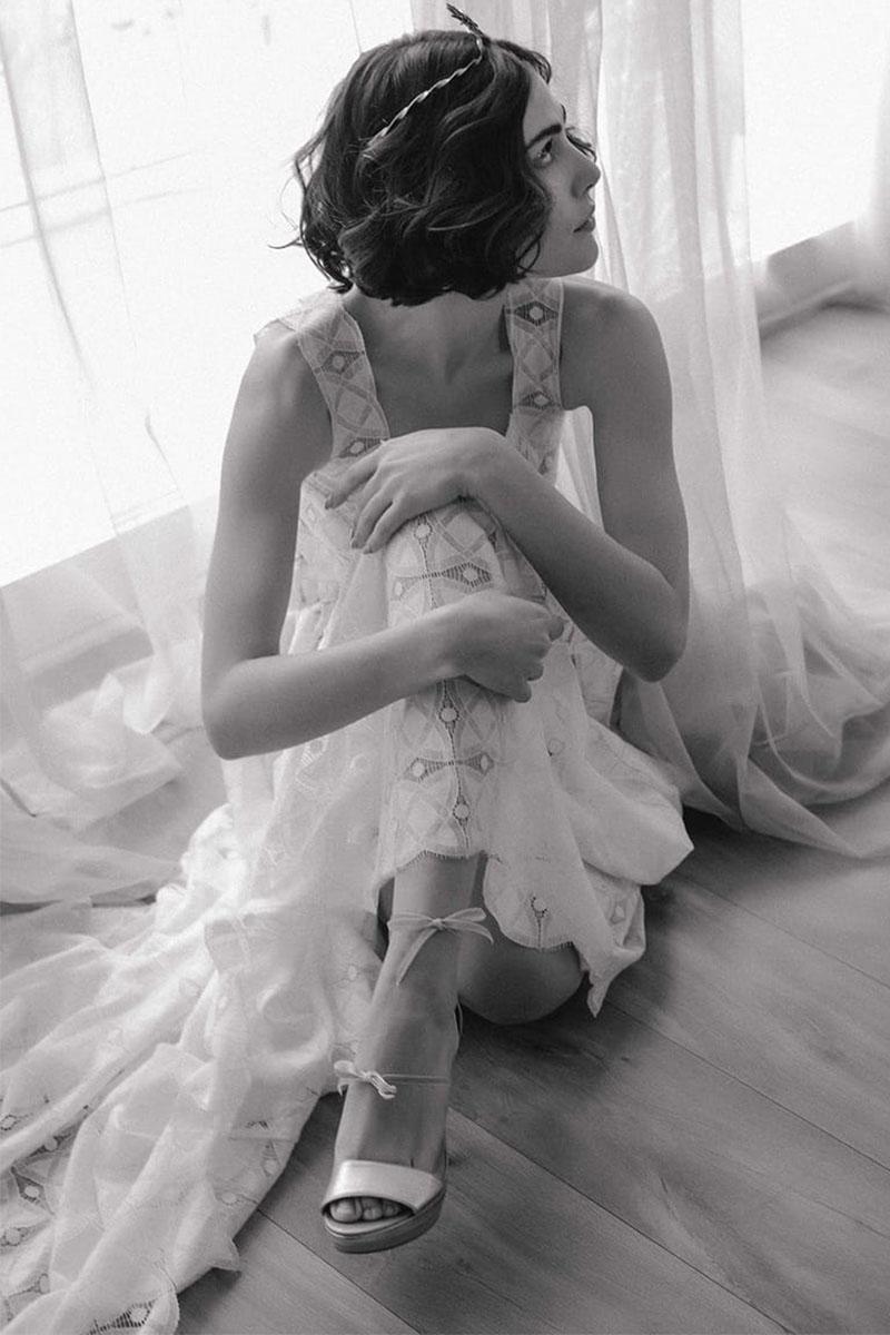 Victoria Salas vestido de novia 2021 modelo DORIA