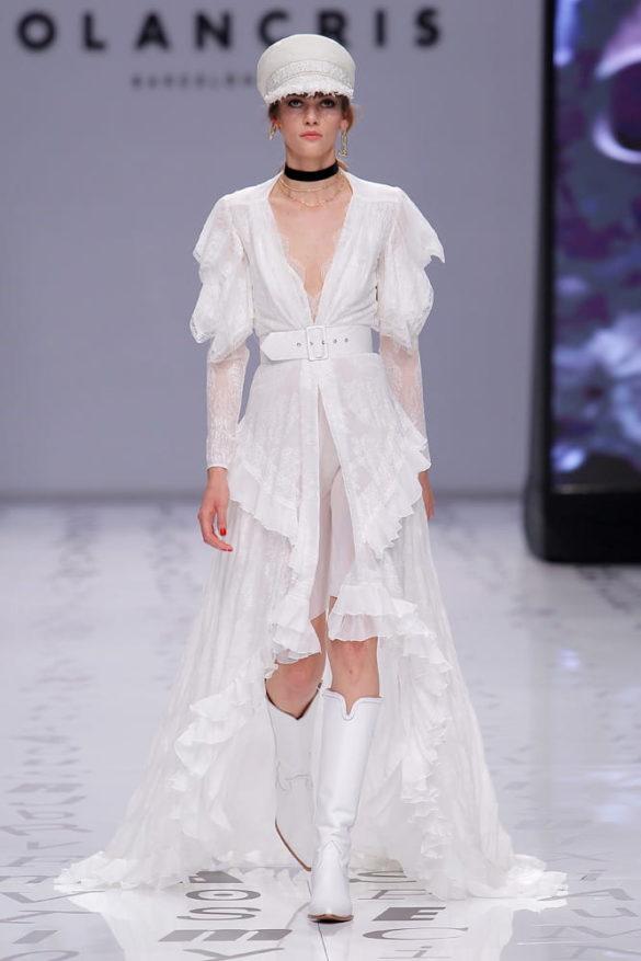 Yolancris, vestido novia colección 2020